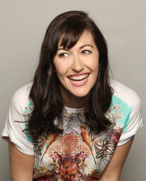 Book Comedian, Writer and Actor Celia Pacquola for your next event