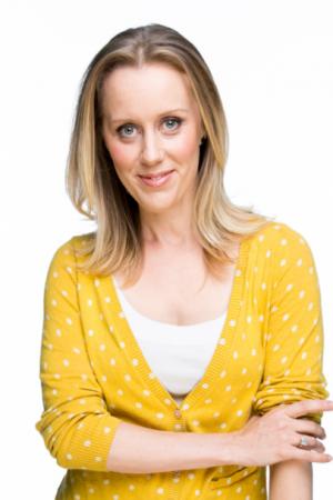 Australian Comedian Claire Hooper
