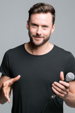 Book comedian Dave Thornton for your next corporate event