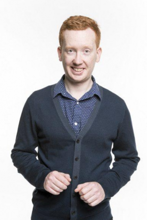 Book Australian Comedian Luke McGregor for your next Event