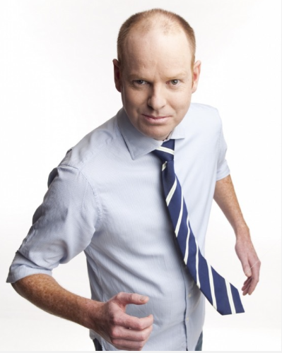Book Australian Comedian Tom Gleeson for your next event