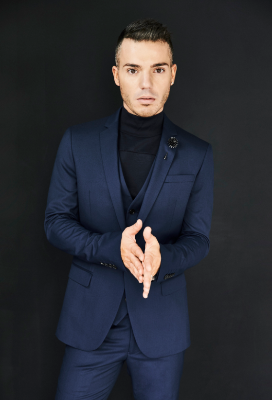 ARIA Award winning artist Anthony Callea is available for your next event