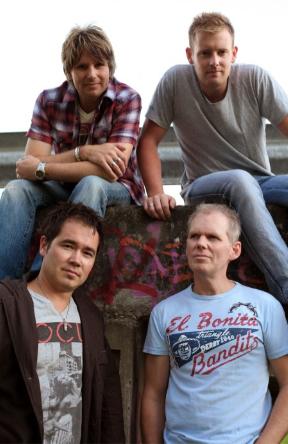 Melbourne cover band Prank