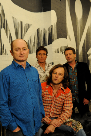 Book Australian rock legends the Hoodoo Gurus for your venue or event