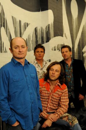 Book Australian rock legends the Hoodoo Gurus for your venue or event