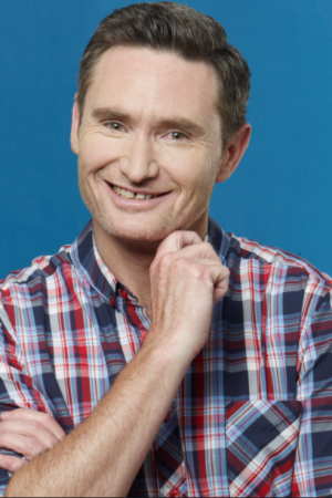 Book media personality Dave Hughes for your next event