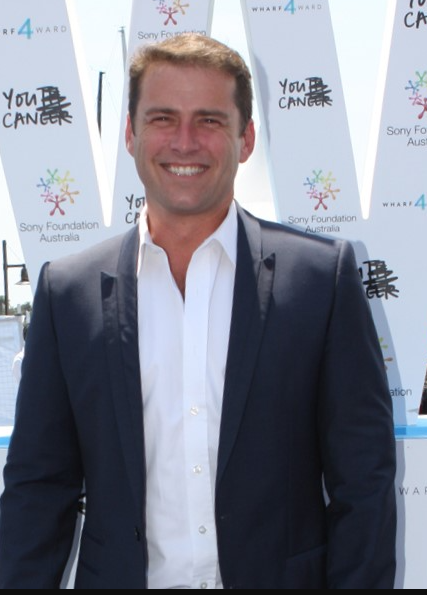 Presenter and Journalist Karl Stefanovic - replace with legal image ASAP