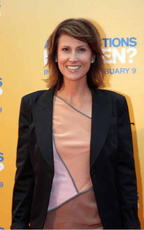 Sunrise presenter Natalie Barr