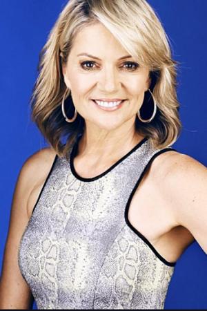 Australian journalist and news presenter Sandra Sully