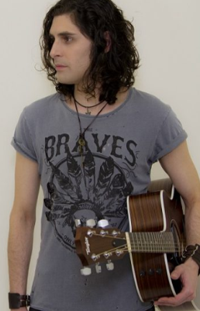 Solo Artist- Jake James