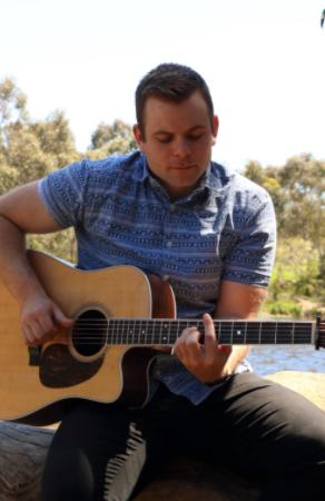 Solo artist- Kieran Wallace