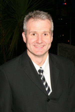 Basketball legend Andrew Gaze