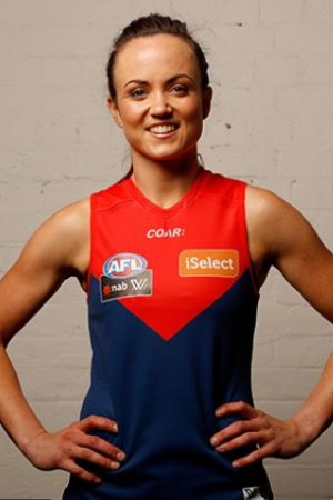 AFLW legend Daisy Pearce