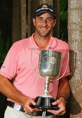 Professional golder Geoff Ogilvy