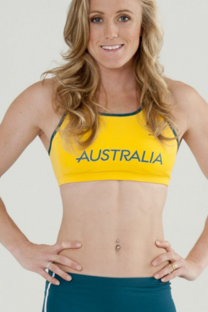 Sally Pearson sporting personality